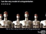 Charlie Kam is the very model of a singularitarian